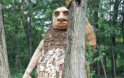 Everything You Need to Know to Troll Hunt with Kids at The Morton Arboretum