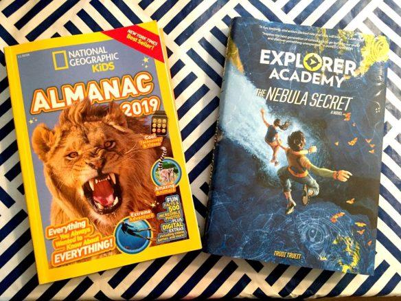 National Geographic Kids Books Inspires Future Explorers - O