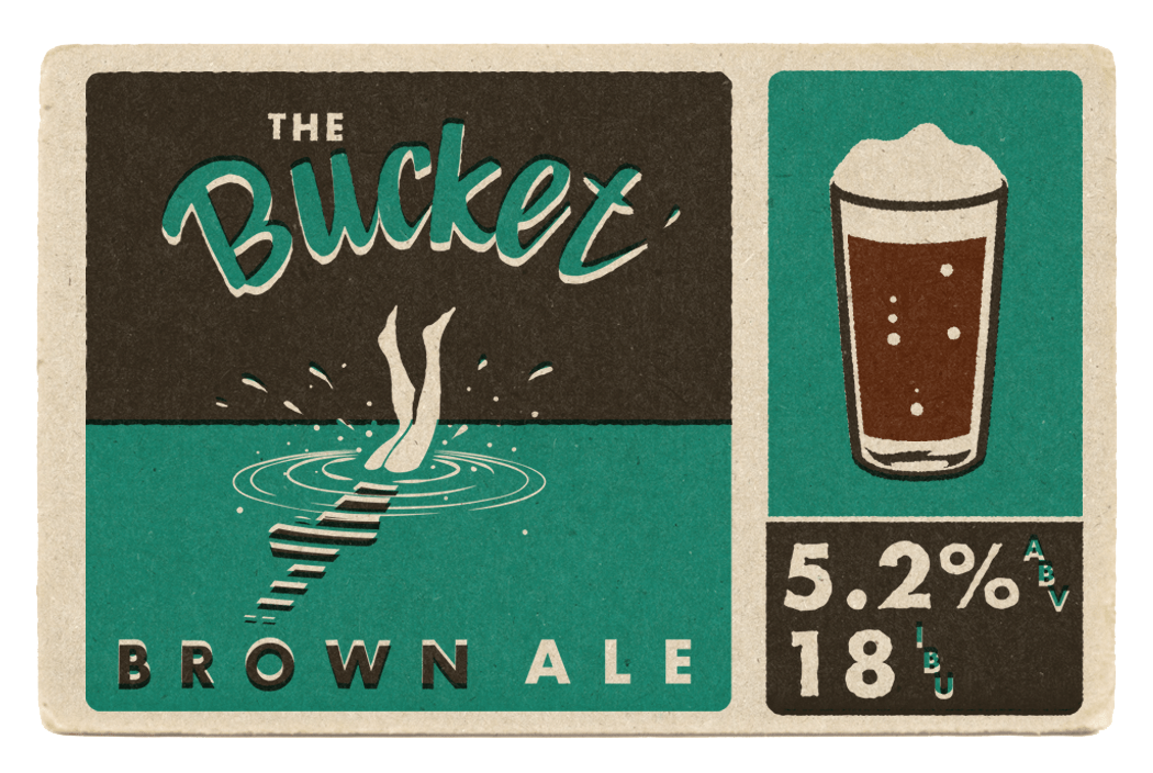 The Bucket Brown Ale