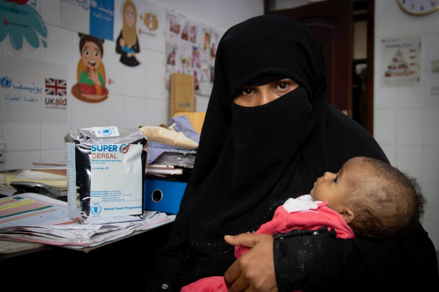Why is Yemen At The Brink of a Famine?