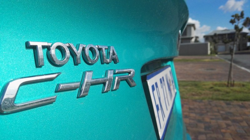 Toyota CH-R review