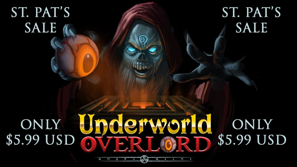 Underworld Overlord Sale Google Daydream VR mobile