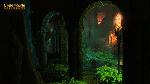 Underworld Ascendant Screenshot - gates