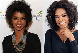 lauryn and oprah