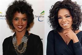 lauryn and oprah