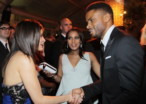 Kerry washington and hubby