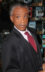 Reverend Al Sharpton,