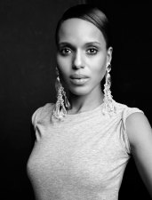 "KERRY WASHINGTON ""The Actor Who Projects Strength Amid Scandal"" 