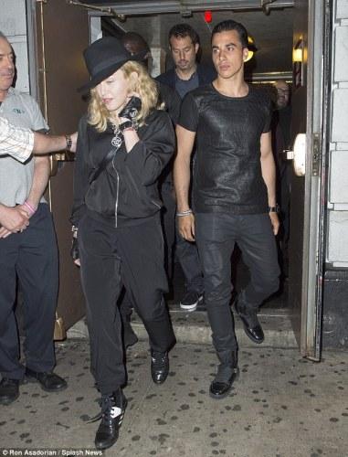 Madonna_Timor