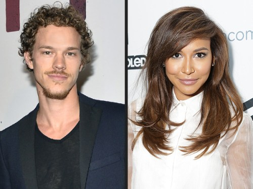 NAYA RIVERA AND RYAN DORSEY_Other Side of the Fame_PhotoCredit_WireImage