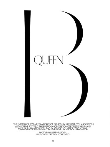 BEYONCE CR FASHION BOOK SPREAD_OTHERSIDE OFTHE FAME_INTRO
