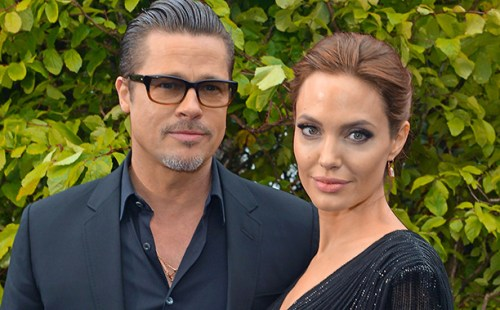 Brad Pitt and Angelina Jolie Image Credit_Jon Furniss _Invision for_AP Images OTHER SIDE OF THE FAME