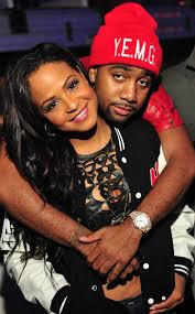Chrstina Milian and Jas Prince