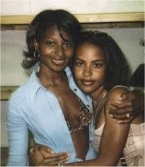 Fatimah Robinson and Aaliyah