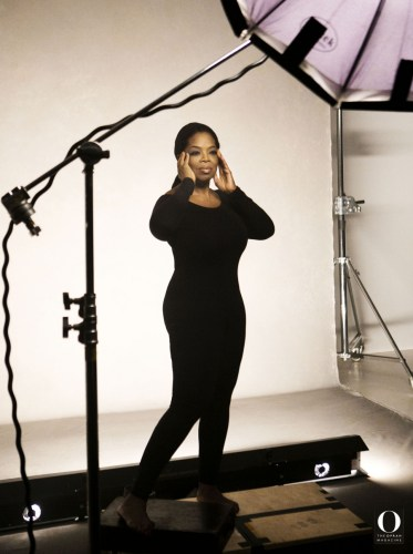OPRAH _ O MAGAZINE SEPTEMBER ISSUE_BODYSUIT_CATSUIT _OTHER SIDE OF THE FAME_Photo Credit_RUVEN AFANADOR 2