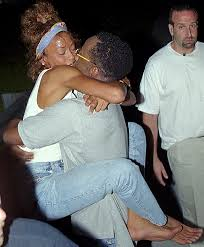 VINTAGE whitney and bobby _otherside of the fame2