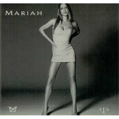 Mariah+Carey+-+#1's+(Number+Ones)+-+CD+ALBUM-407843
