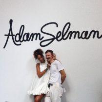 Rihanna and Adam Selman_NYFW