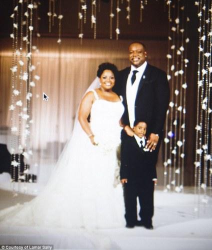 Sherri and Sal wedding day _Jeffrey