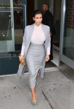 Kim and Kanye NYC4