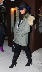 Naomi in NYC 110714