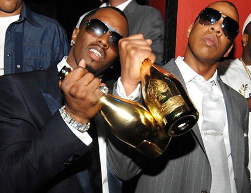 "Sean ""Diddy"" Combs, Jay Z, & Jermaine Dupri"
