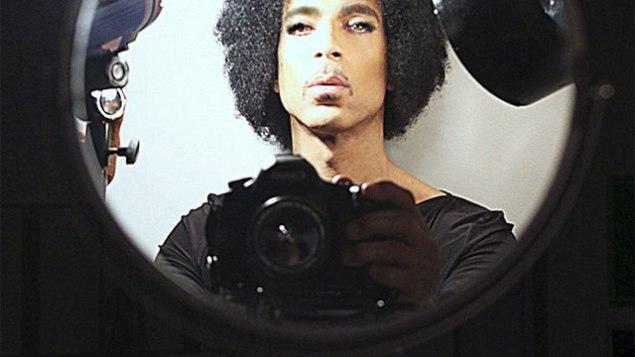 Prince selfie+