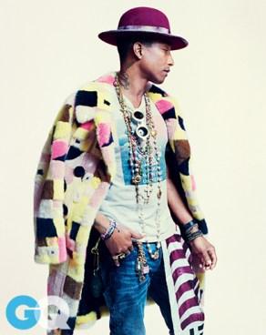 Pharrell GQ2