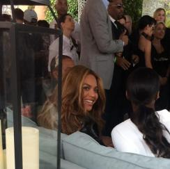 Jay Z Bey Willow grammy luncheon3