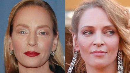 uma thurman now and then then