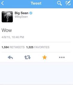 BigSeanTweet