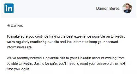 LinkedInLetter