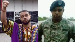 micah-xavier-johnson-black-power-salute-army-pic