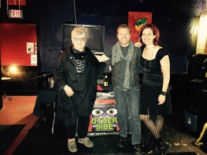 Mike and Wendy with Linda Howell of Haunted Tours of Little Rock
