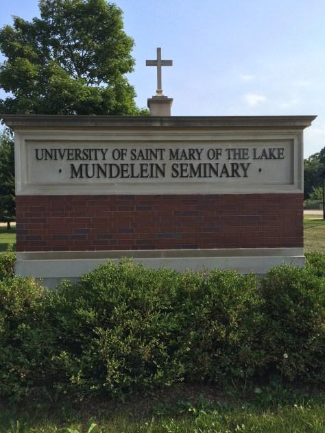 mundelein seminary carl seige exorcism