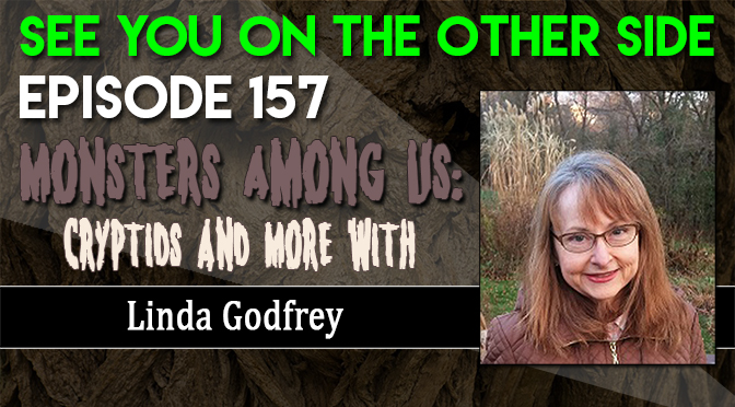 Monsters Among Us: Cryptids and More with Linda Godfrey