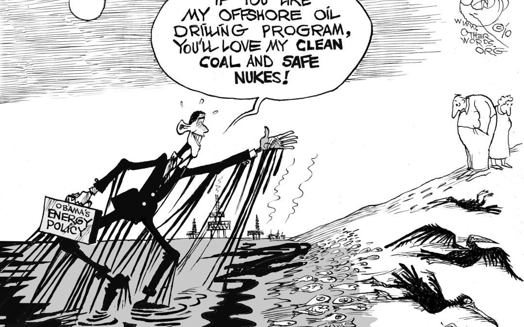 Energy Disaster