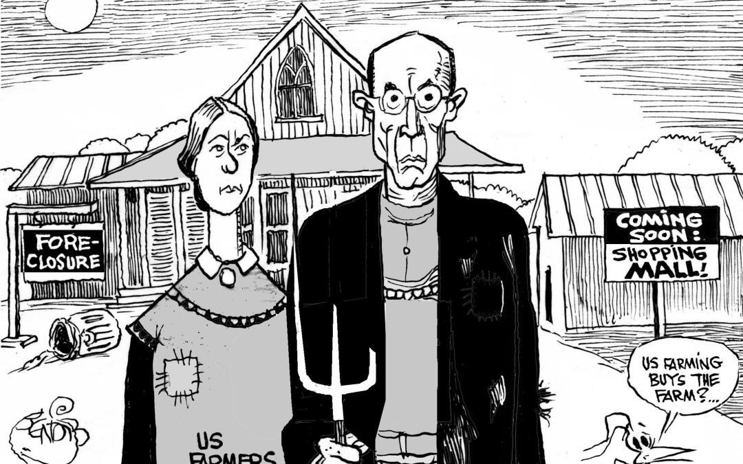 Banks Profit While Our Farmers Fail