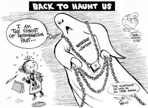 Resegregation Ghost