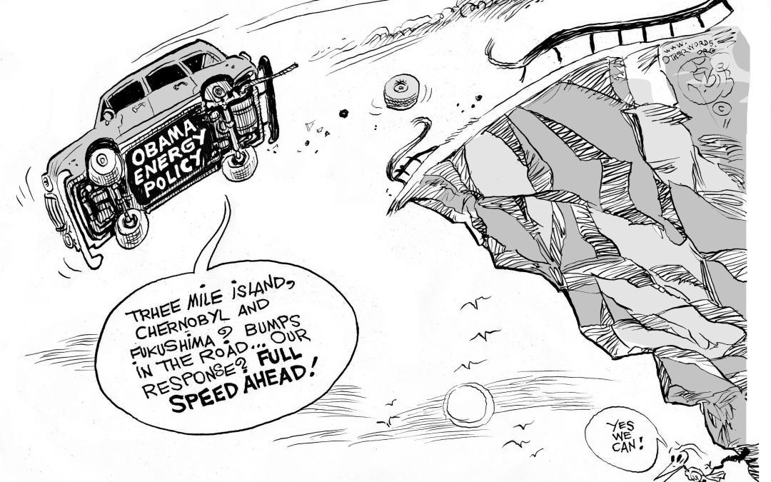 Obama's Dirty Energy Fixation