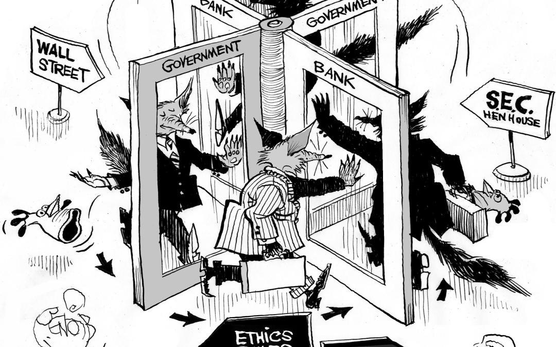 The SEC's Revolving Door