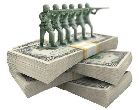 Military Spending Belongs on the Table