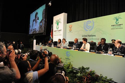 Durban Diary: Repaying Climate Debt