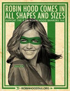 Robin Hood Tax USA/Flickr