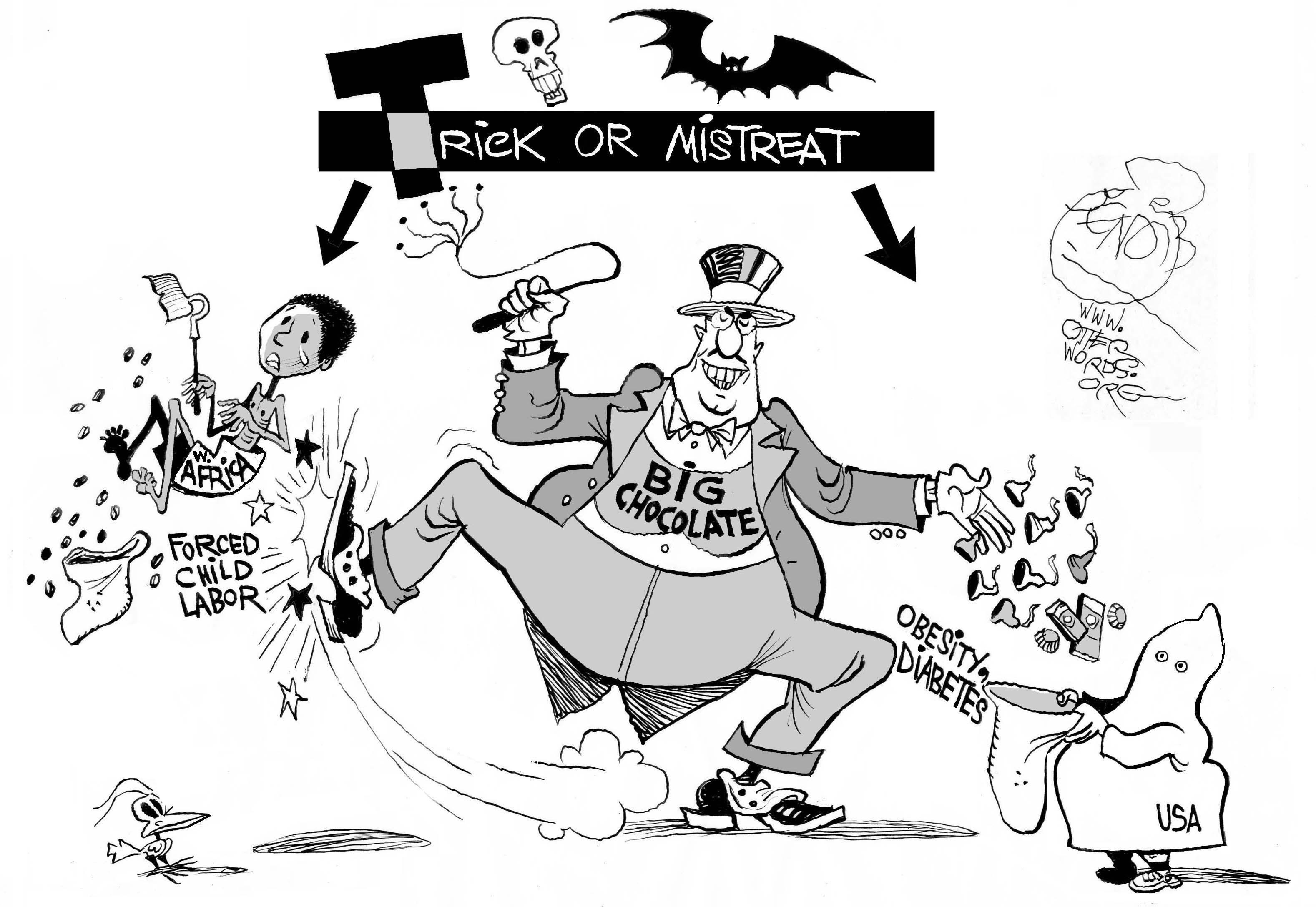 Trick Or Mistreat