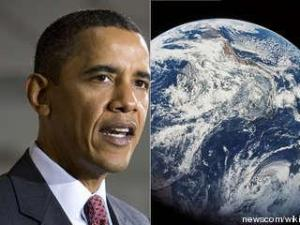 Obama Climate Courtship - Is he taking climate voters for granted? - Photo by Newscom