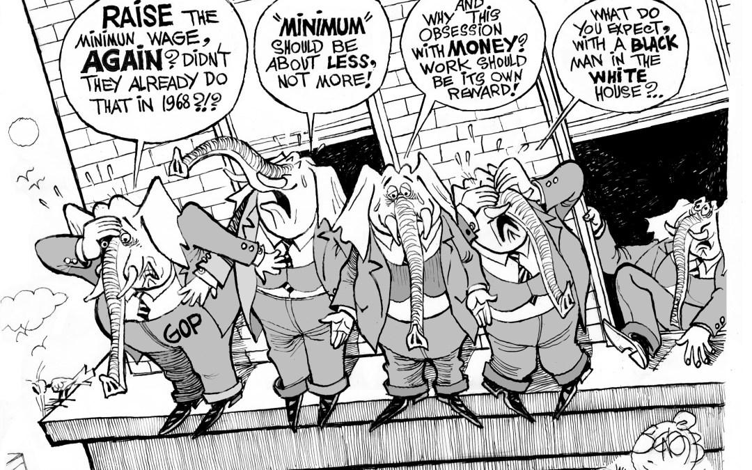 Minimum Wage, Maximum Drama