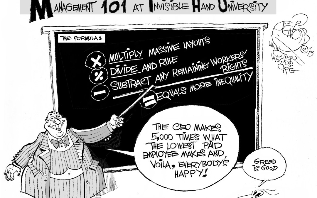 Invisible Hand University