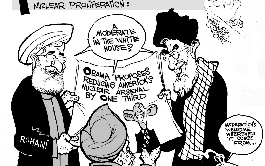 Iran Takes Note of a Non-Proliferation Breakthrough