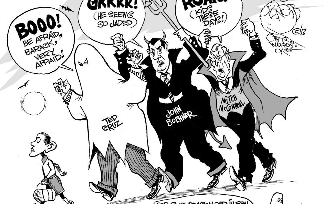 Spooky Congress